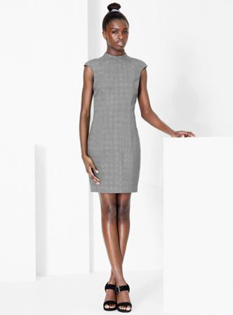 vestidos cortos otoño invierno 2011 2012