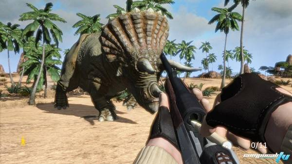 Carnivores: Dinosaur Hunter Reborn PC Game