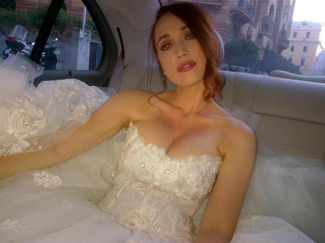 Chiara Francini, testimonial spot Tre 2015