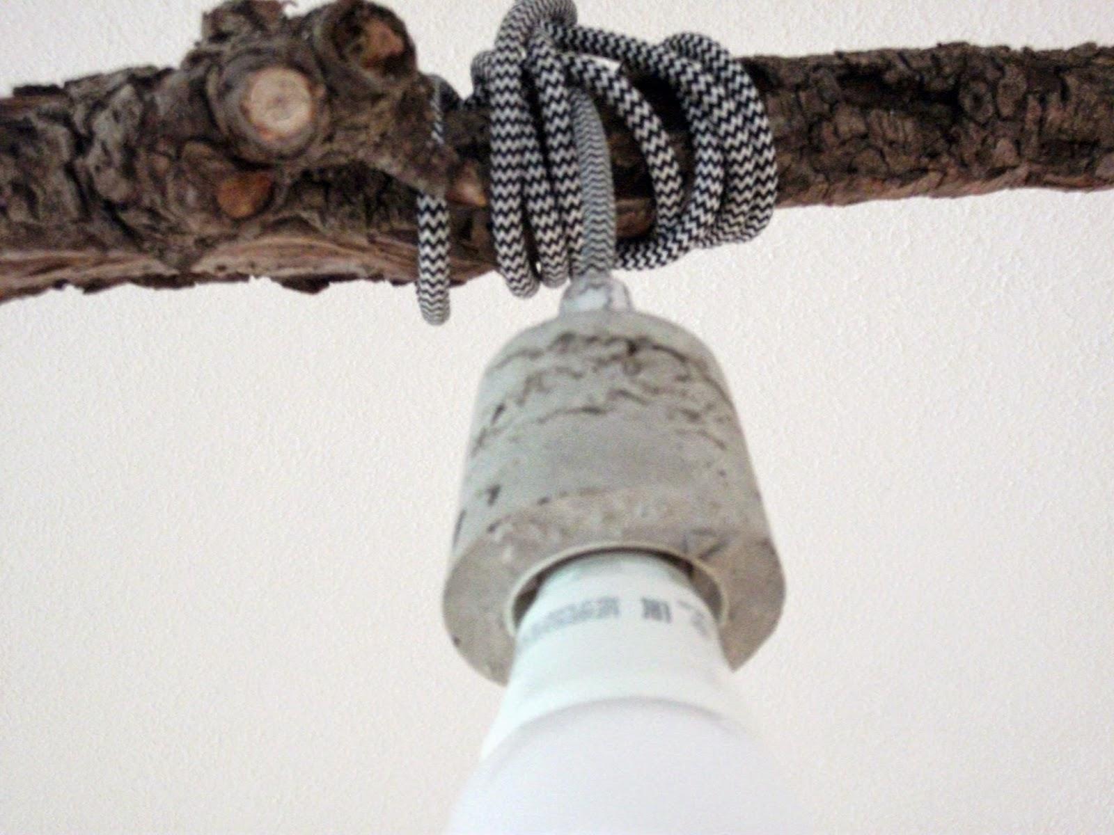 sehnsuchtssachen betonlampe puristisch und einfach selbst gemacht. Black Bedroom Furniture Sets. Home Design Ideas