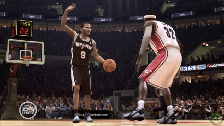 nba live 08 game free download for pc