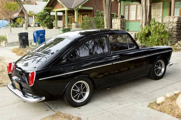 1968 volkswagen type 3 fastback for sale buy classic volks. Black Bedroom Furniture Sets. Home Design Ideas