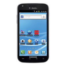 Samsung GAlaxy S II SGH-T989ZKBTMB User Manual