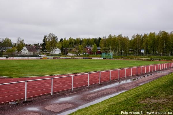Björnevi, idrottsplats, torsby
