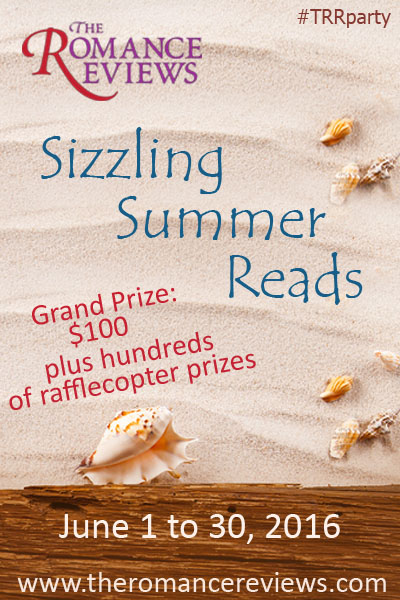 SIZZLING SUMMER READS 2016