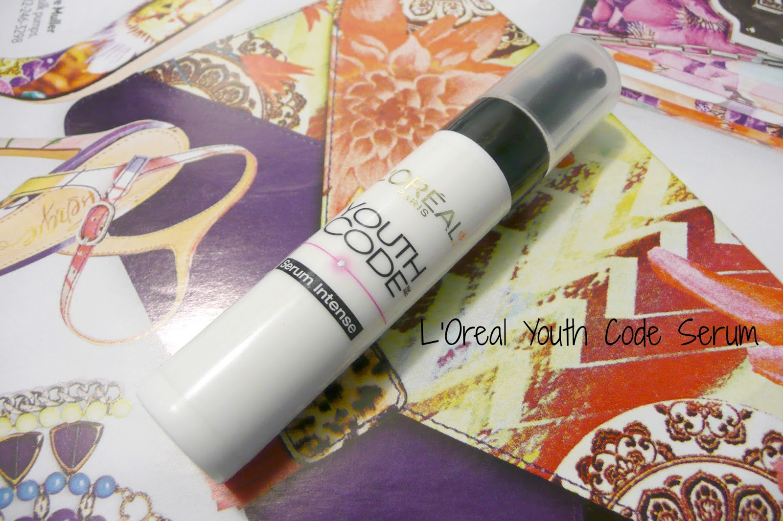 L'Oreal Youth Code Serum Review
