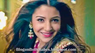 Anushka Sharma in Canon ad