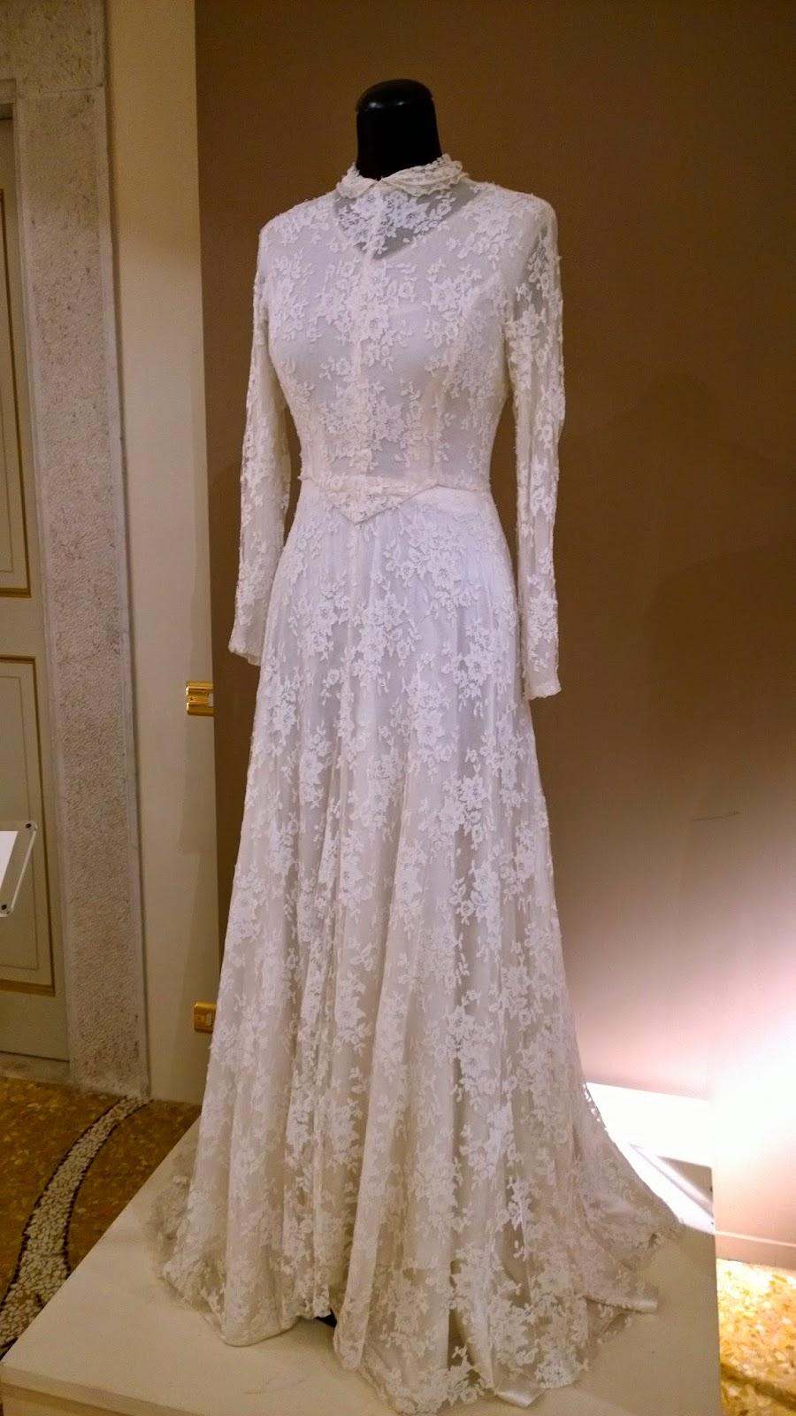 Wedding dress - 1953