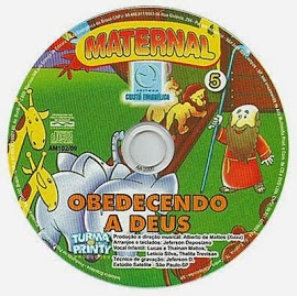 CD Obedecendo a Deus Maternal