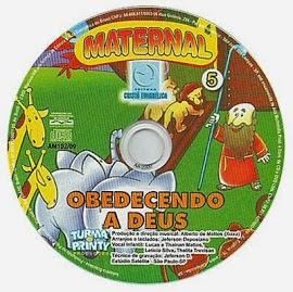 CD Obedecendo a Deus Maternal