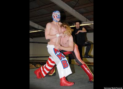 Longest Professional Wrestling Match