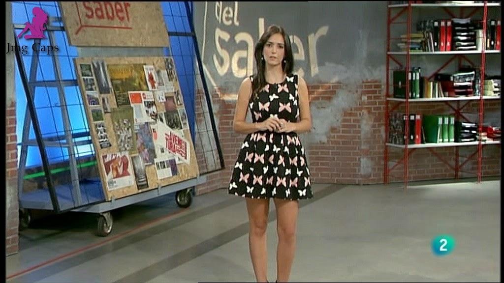 MARIA JOSE GARCIA, LA AVENTURA DEL SABER (16.10.14)