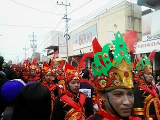 Seblang, Tema Banyuwangi Ethno Carnival 2014