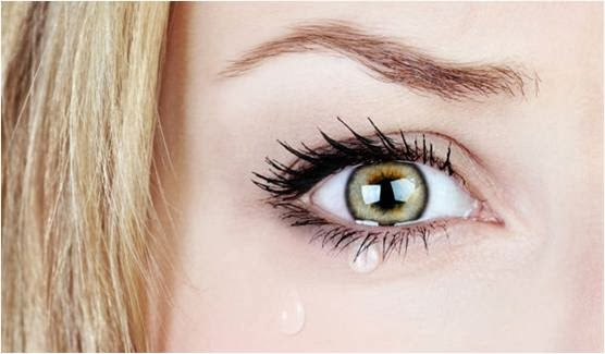 Is it bad to cry with Circle Contact Lenses in Eyes?