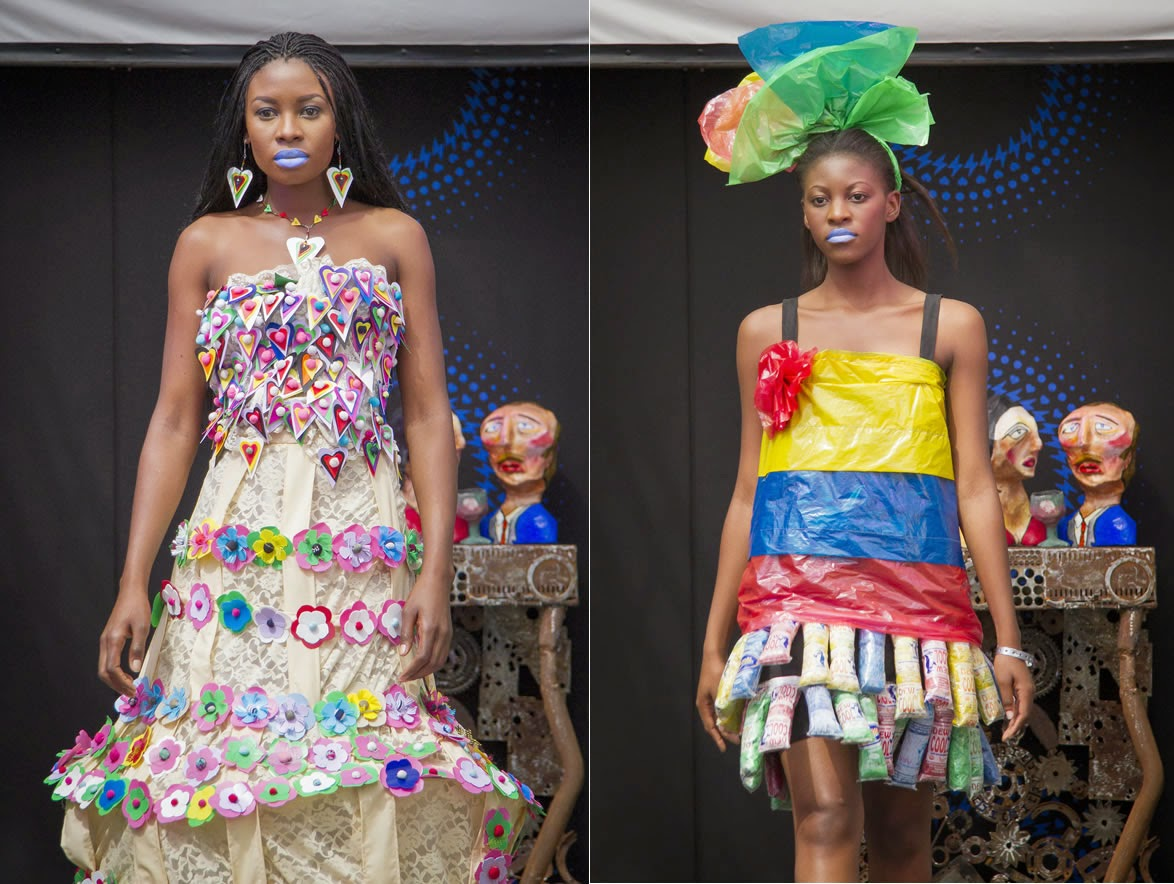Zim upcycling goes global