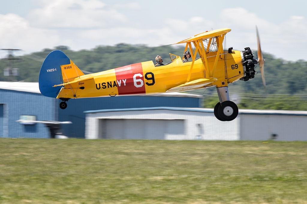 """Boeing N2S-1 """"Stearman"""" N26M"""
