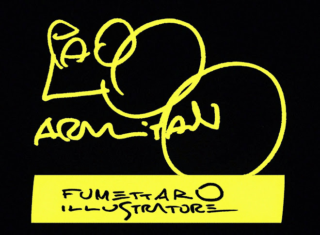 PAOLO ARMITANO: FUMETTARO,ILLUSTRATORE,E VISUALIZER GLADIATORE.