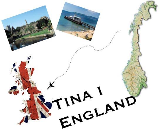 Mitt opphold i England