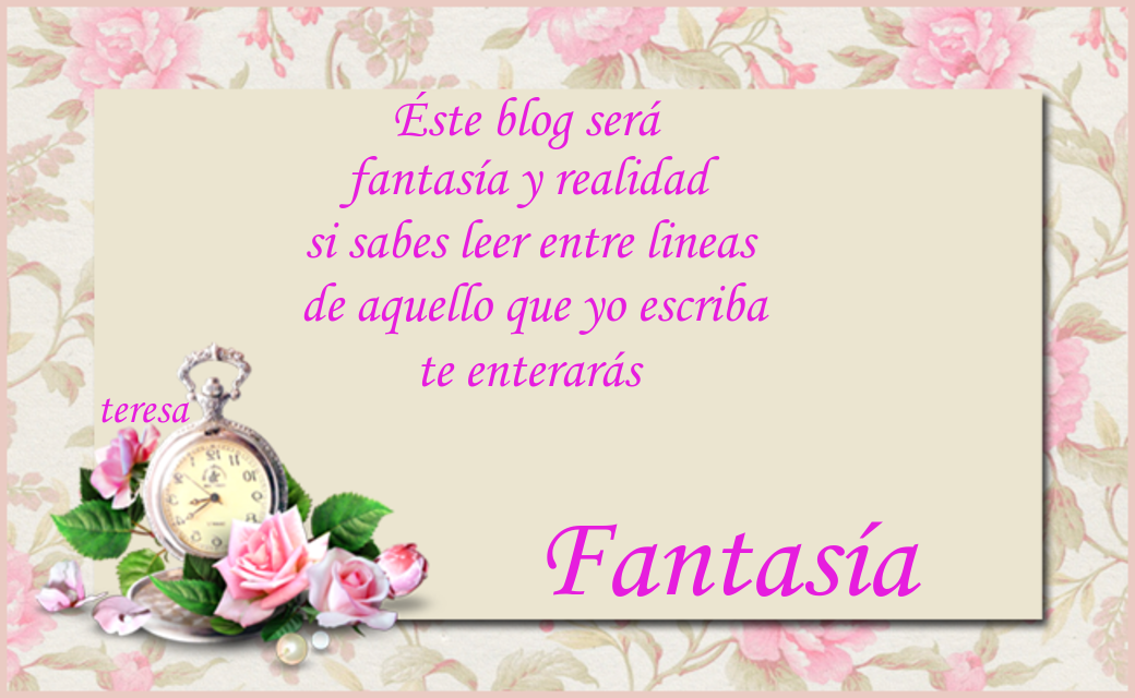 Fantasia - Beautiful Blog