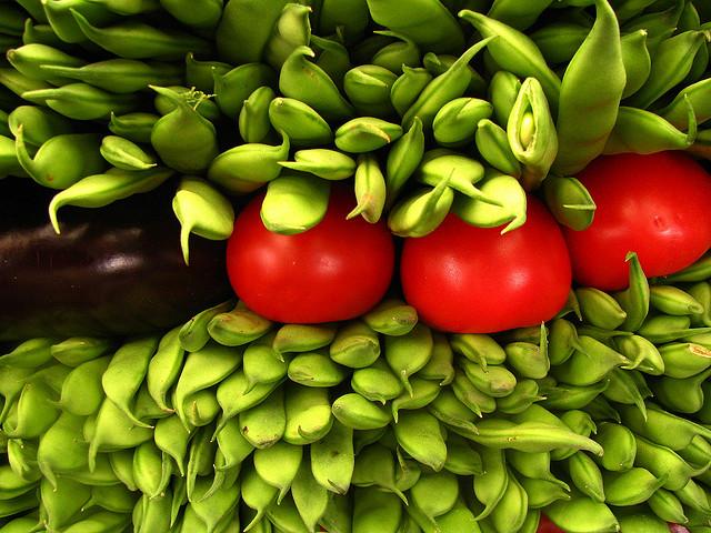 اسواق اسطنبول - افضل 5 بازارات محلية في اسطنبول, طماطم