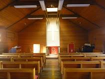 長野教会礼拝堂