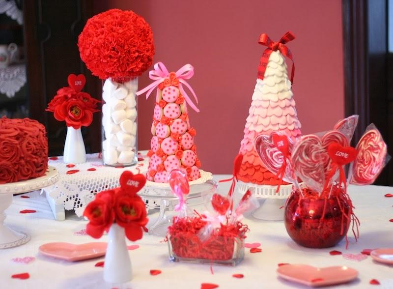 El rastro encuentro virtual de artesan as del mundo - Como hacer adornos de san valentin ...