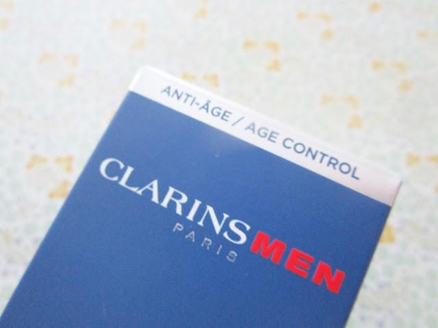 Baume Anti-rides Yeux de Clarins MEN (o Bálsamo/Contorno de ojos anti-arrugas de Clarins MEN