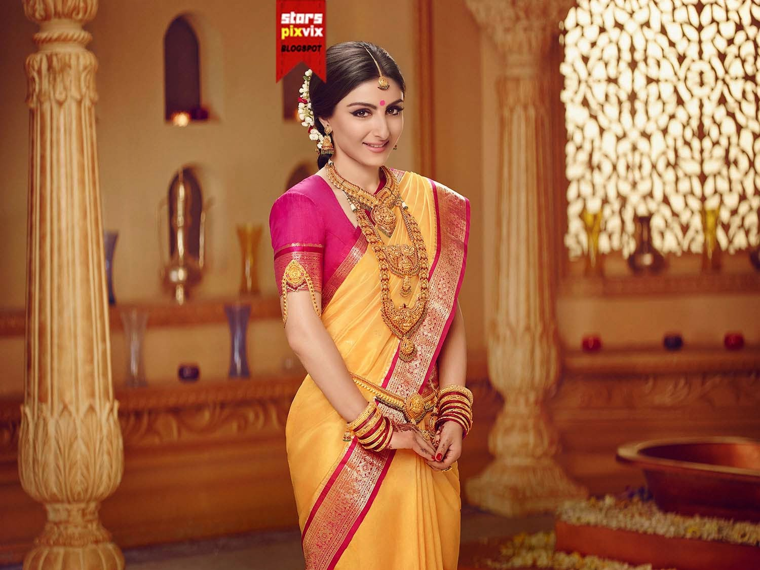 Soha Ali Khan 39 S Marathi Look In Saree Blogspot
