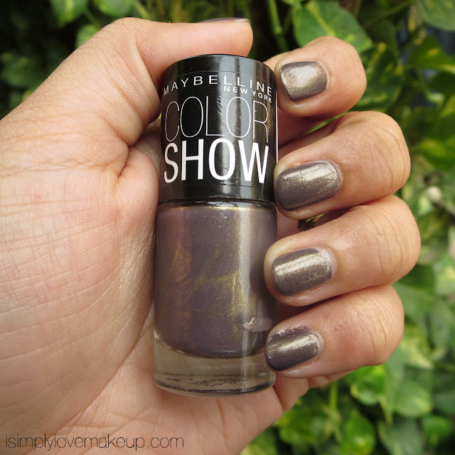 Maybelline Color Show Nail Polish in Buried Treasure