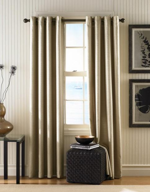 Gorden untuk rumah minimalis modern 1 lantai terbaru