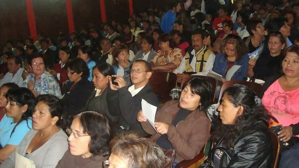 AUXILIARES DE EDUCACION DEL PERU II