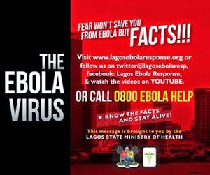 Fear won't save you from Ebola