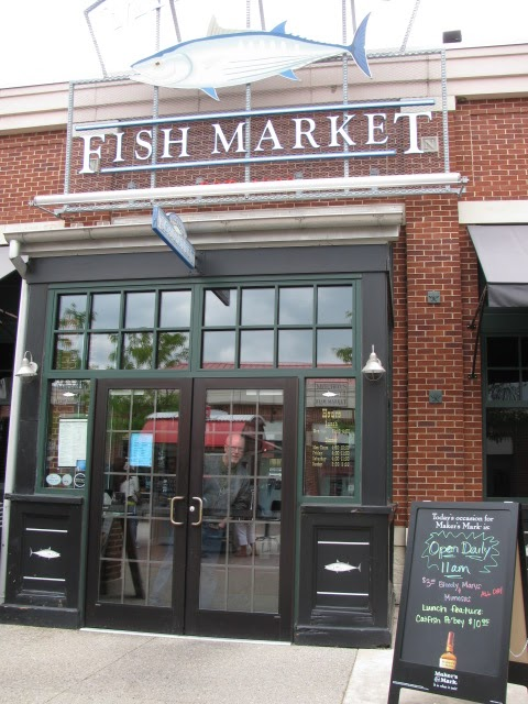 mitchell 39 s fish market newport kentucky foraging seattle
