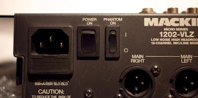 Phantom Power ¿Qué es y cuando se utiliza?