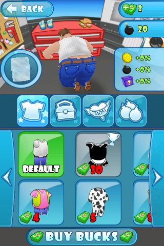 Plumber Crack iTunes Game App By Fluik Entertainment