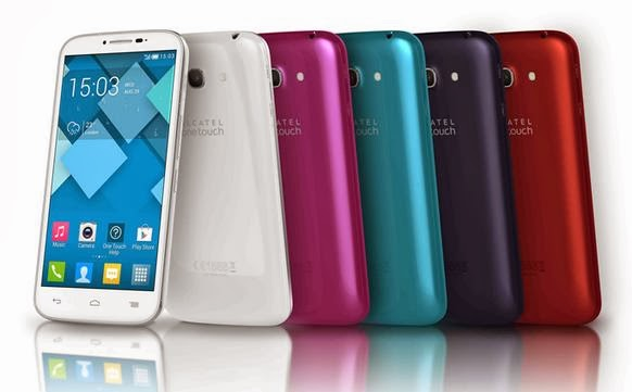 Alcatel One Touch Pop C9 Available Colors