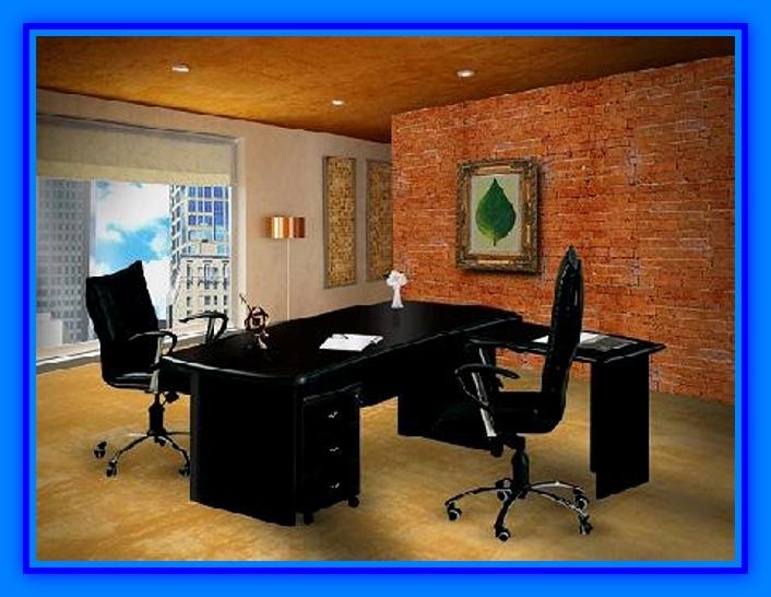 Muebles de oficina con tablero melamina web del for Muebles de oficina 77
