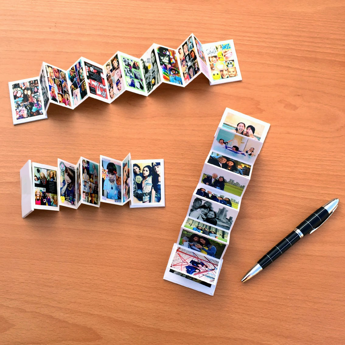 Magnet book for instagram