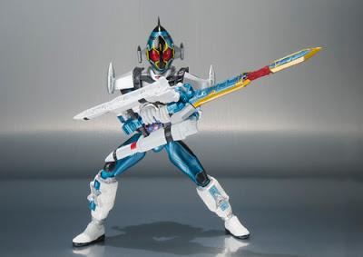 SH FiguArts Kamen Rider Fourze Cosmic States Official Images