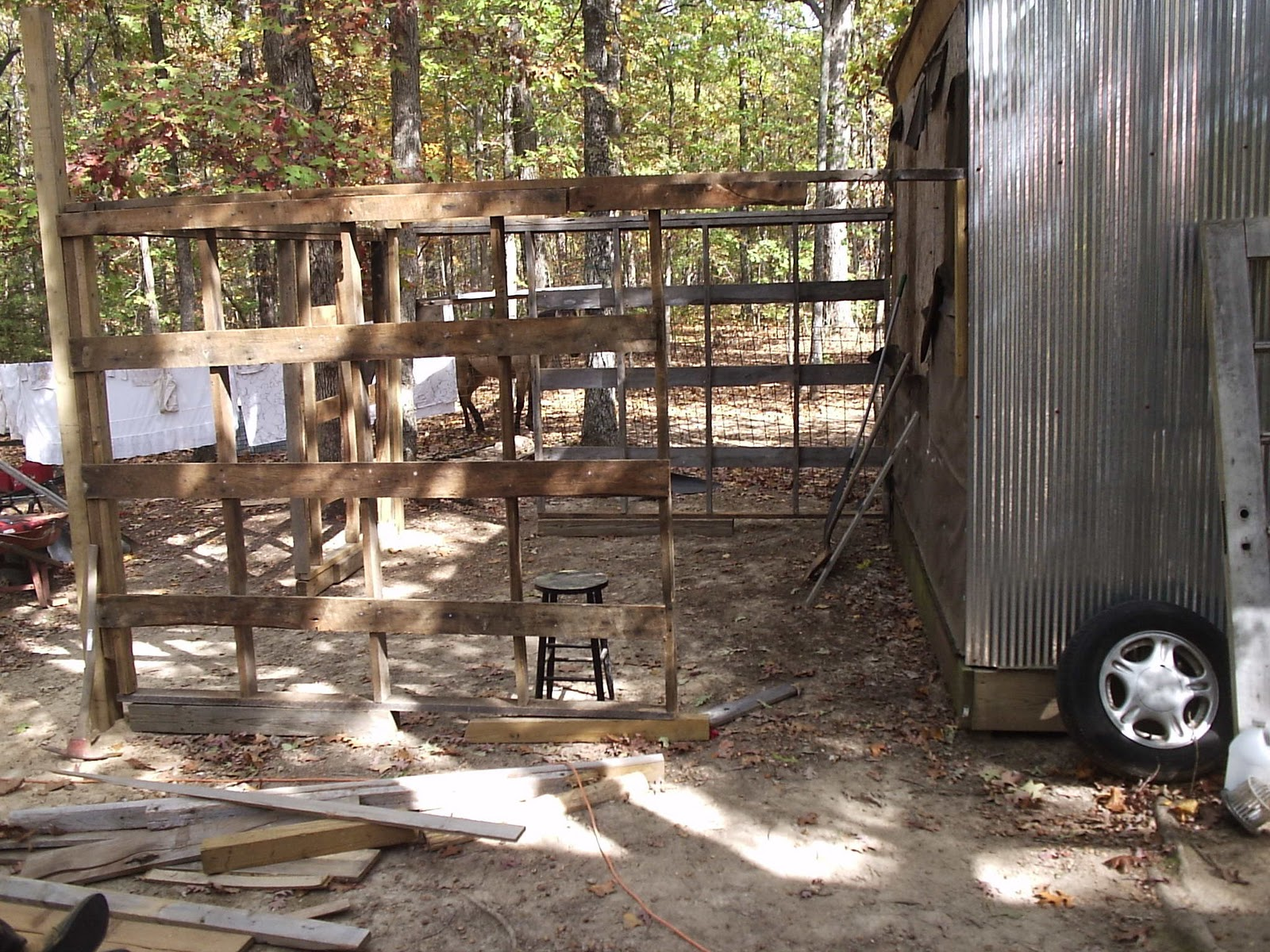 Horse barn construction cost 8x10x12x14x16x18x20x22x24 josep for Cost of building a horse barn