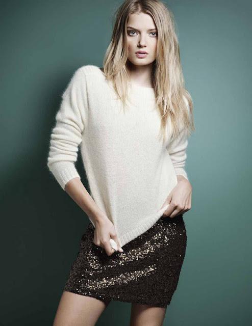 Model Lily Donaldson