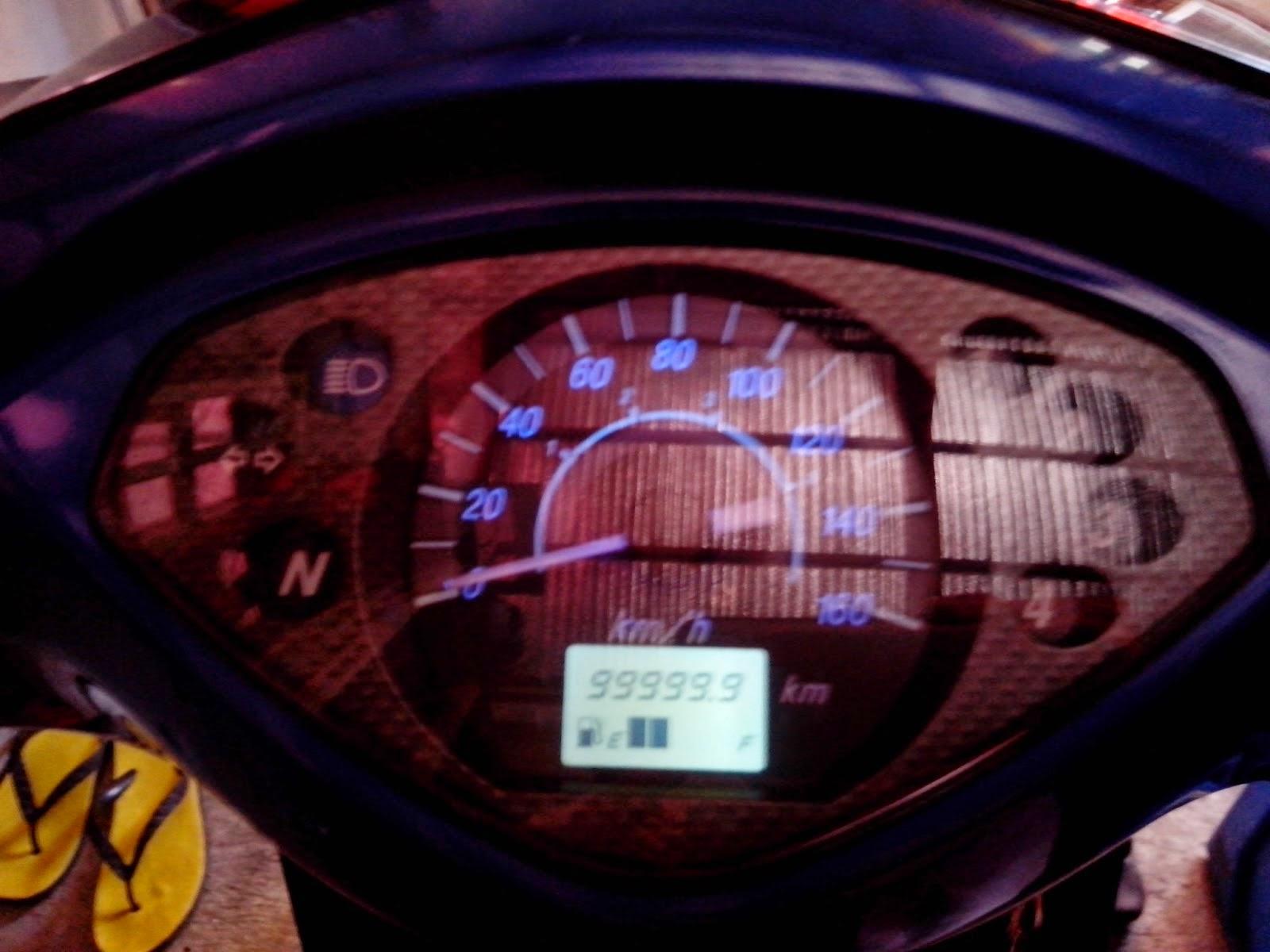 Wiring Diagram Honda Wave 125 : Digital fuel gauge lcd dsiplay techy at day blogger at noon and