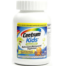Kids Chewable Vitamins