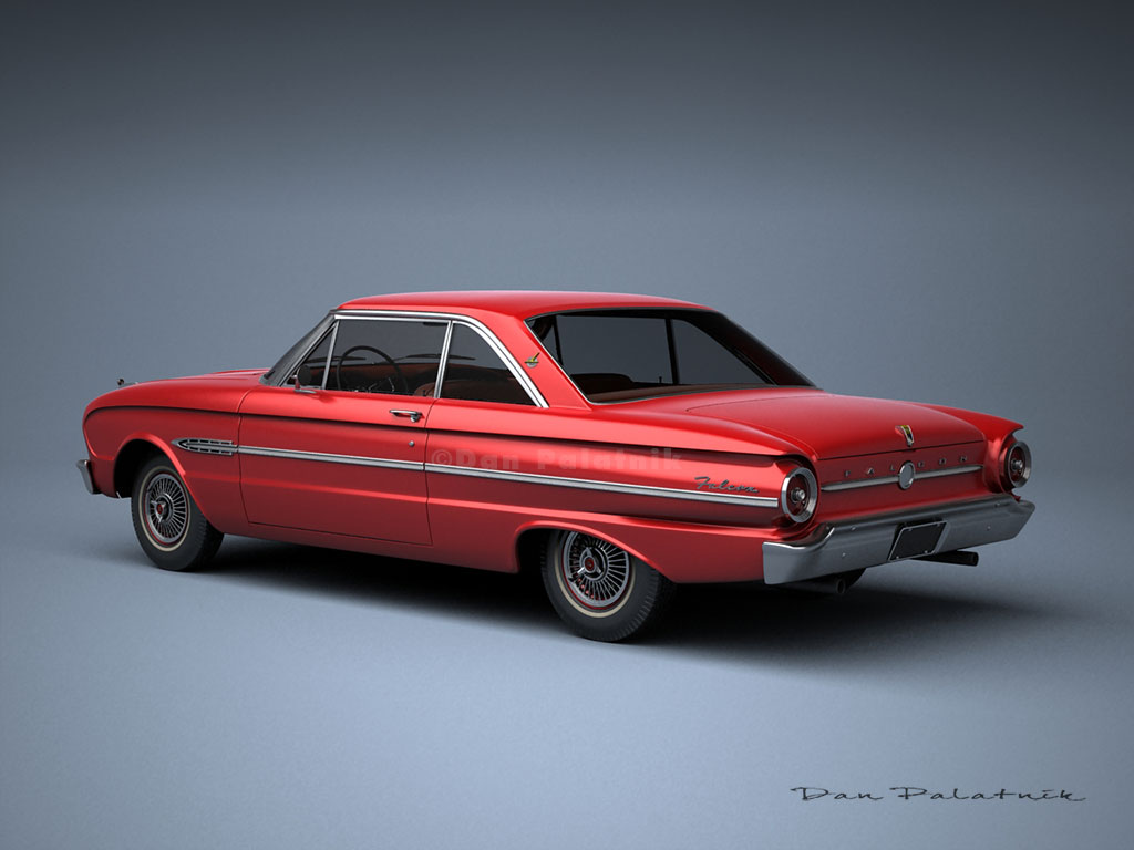 1963 Ford Falcon Sprint on 1963 12 ford falcon sprint