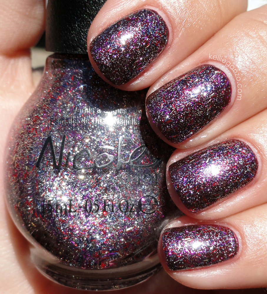 KellieGonzo: Nicole by OPI Walmart Exclusives for 2012