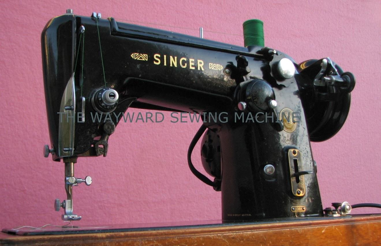 wayward machine