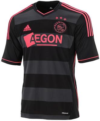 Kaos Bola Murah Ajax Away