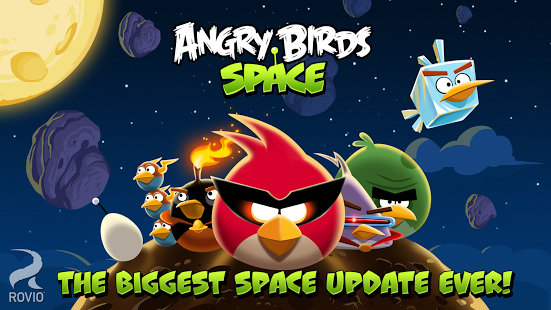 Angry Birds Space Premium v2.1.1 Apk for Android