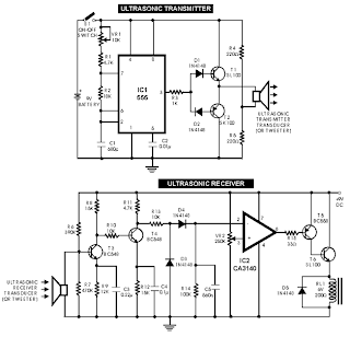 Ultrasonic Transmitter Receiver Circuits also Index3 furthermore 2012 05 01 archive further  on 40khz ultrasonic transducer circuit