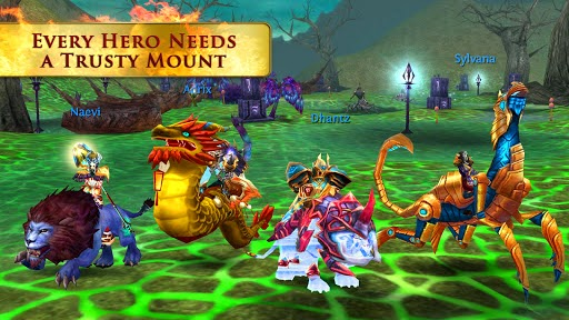 Order & Chaos Online v2.5.0l Apk+Data Android